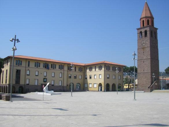 Carbonia Piazza Roma